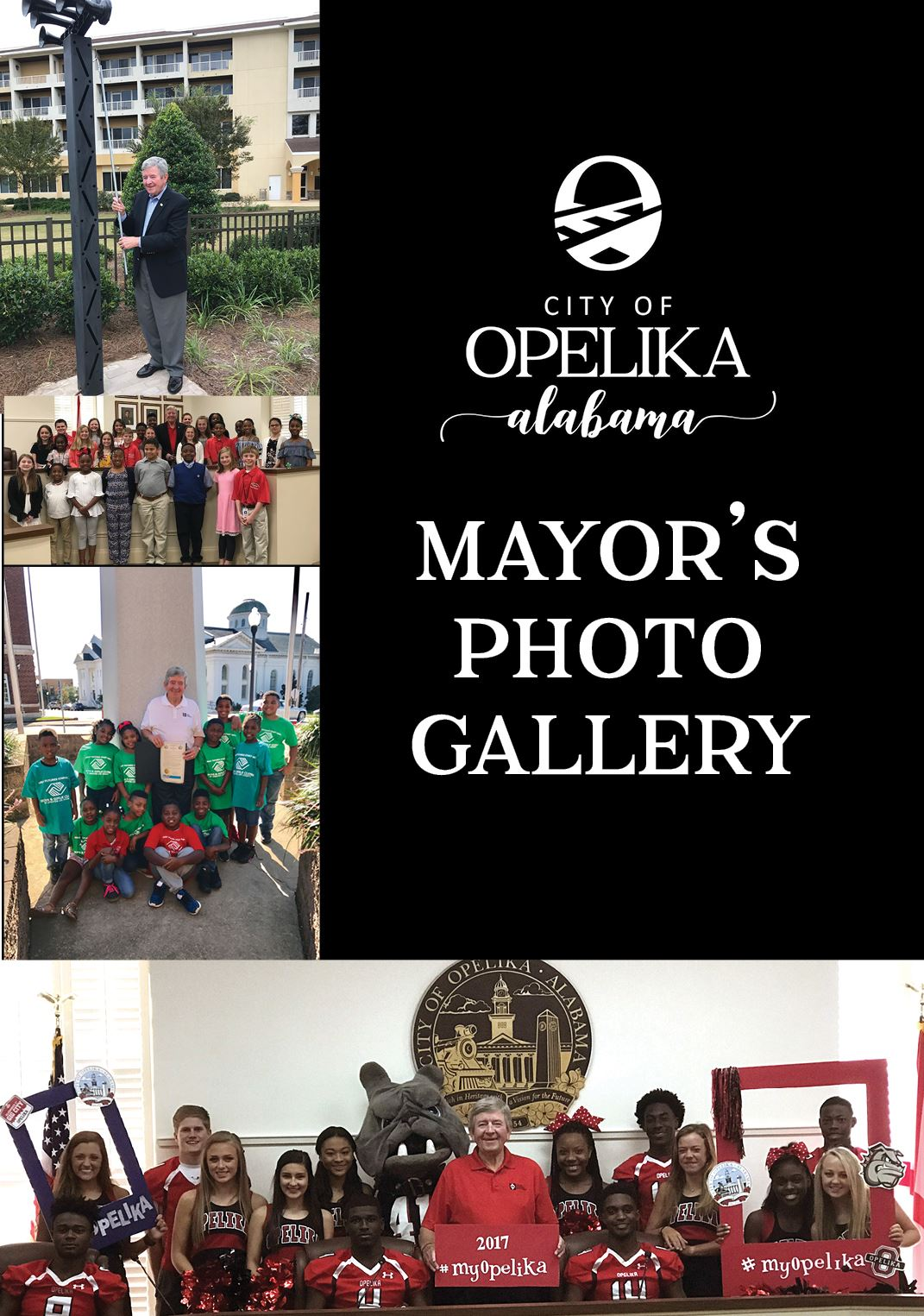 MAYORS GALLERY feature graphic