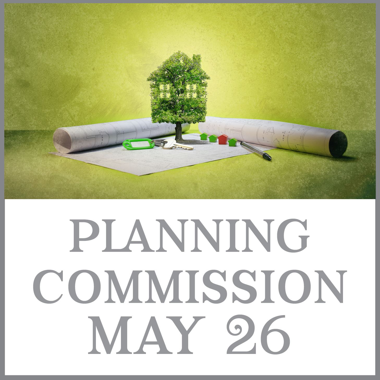 Planning May 26 Spotlight
