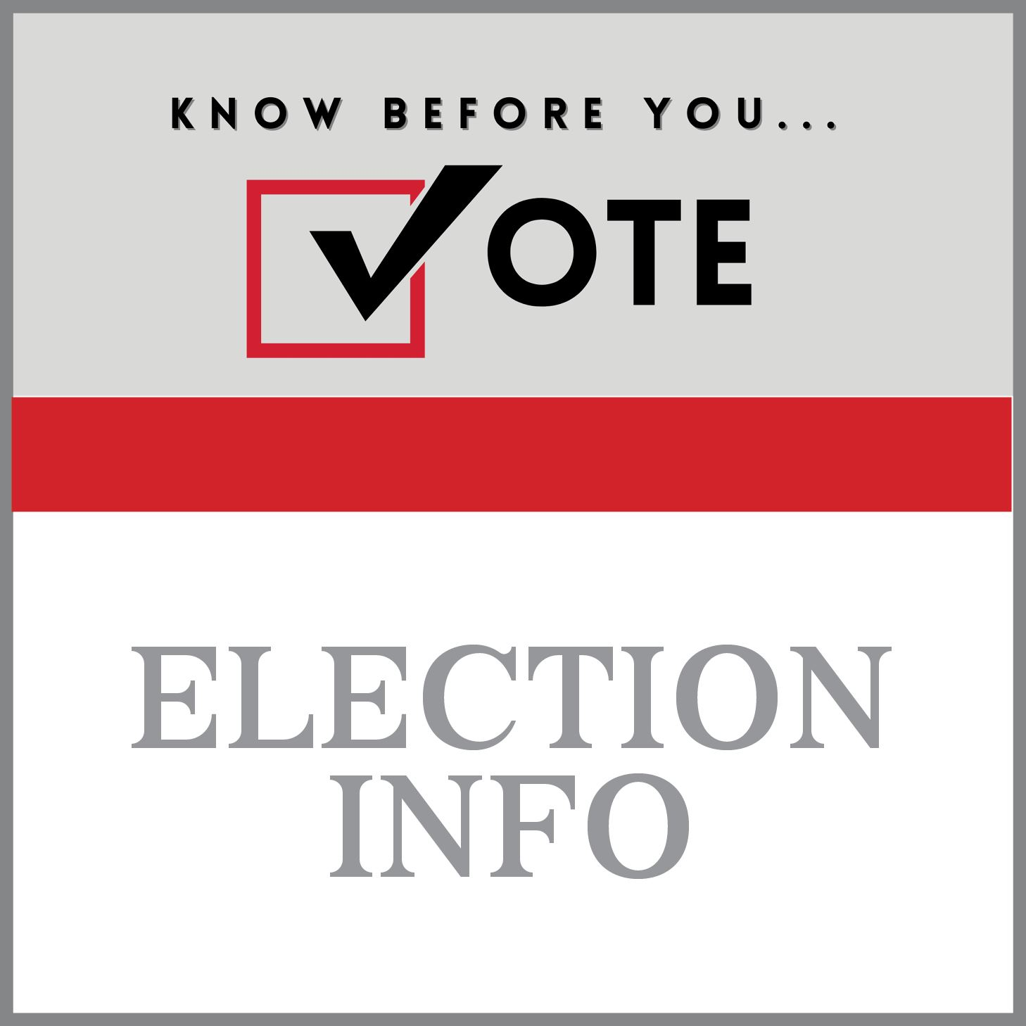 Election Info Spotlight