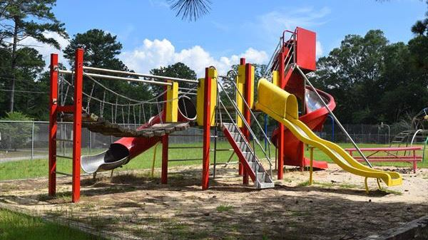 Ray Ward Playground Equipment
